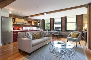 """Main Photo: 201 528 BEATTY Street in Vancouver: Downtown VW Condo for sale in """"BOWMAN LOFTS"""" (Vancouver West)  : MLS®# R2526615"""