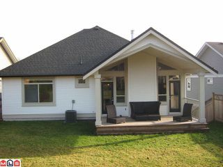 """Photo 4: 2835 BRISTOL Drive in Abbotsford: Abbotsford East House for sale in """"THE QUARRY"""" : MLS®# F1203977"""