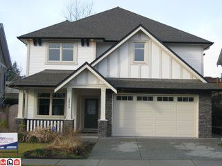"""Photo 1: 2835 BRISTOL Drive in Abbotsford: Abbotsford East House for sale in """"THE QUARRY"""" : MLS®# F1203977"""