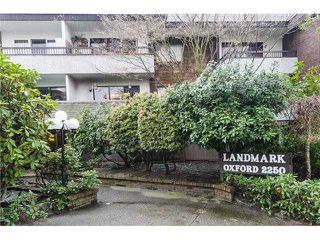 Photo 1: 204 2250 OXFORD Street in Vancouver: Hastings Condo for sale (Vancouver East)  : MLS®# V942417