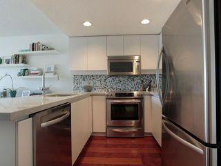 "Photo 6: 207 1515 W 2ND Avenue in Vancouver: False Creek Condo for sale in ""ISLAND COVE"" (Vancouver West)  : MLS®# V952664"