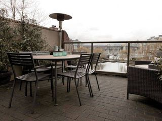 "Photo 3: 207 1515 W 2ND Avenue in Vancouver: False Creek Condo for sale in ""ISLAND COVE"" (Vancouver West)  : MLS®# V952664"