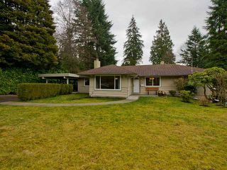 Photo 2: 920 3RD Street in West Vancouver: Cedardale House for sale : MLS®# V993230