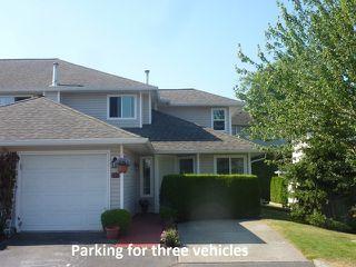 """Photo 1: # 42 21928 48 AV in Langley: Murrayville Townhouse for sale in """"Murrayville Glen"""" : MLS®# F1317221"""