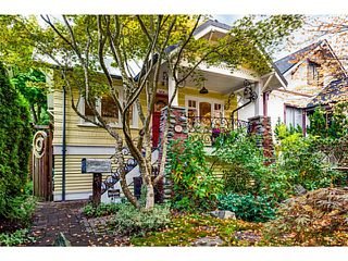 Main Photo: 3241 W 11TH AV in Vancouver: Kitsilano House for sale (Vancouver West)  : MLS®# V1040593