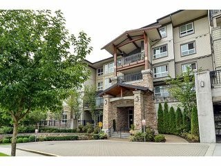 Photo 1: # 303 1330 GENEST WY in Coquitlam: Westwood Plateau Condo for sale : MLS®# V1078242