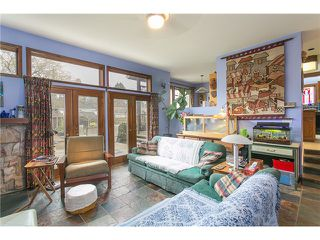 Photo 2: 2149 W 59TH AV in Vancouver: S.W. Marine House for sale (Vancouver West)  : MLS®# V1106757