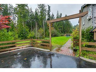 Photo 2: 26165 127TH AV in Maple Ridge: Websters Corners House for sale : MLS®# V1092167