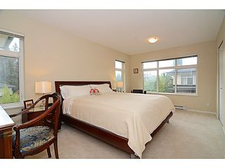 Photo 8: # 22 1125 KENSAL PL in Coquitlam: New Horizons Townhouse for sale : MLS®# V1136782