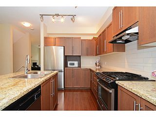 Photo 5: # 22 1125 KENSAL PL in Coquitlam: New Horizons Townhouse for sale : MLS®# V1136782