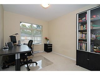 Photo 11: # 22 1125 KENSAL PL in Coquitlam: New Horizons Townhouse for sale : MLS®# V1136782