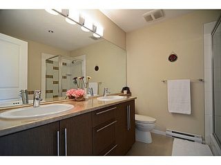 Photo 9: # 22 1125 KENSAL PL in Coquitlam: New Horizons Townhouse for sale : MLS®# V1136782