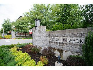 Photo 1: # 22 1125 KENSAL PL in Coquitlam: New Horizons Townhouse for sale : MLS®# V1136782