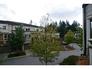 Photo 13: # 22 1125 KENSAL PL in Coquitlam: New Horizons Townhouse for sale : MLS®# V1136782