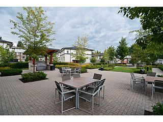Photo 18: # 22 1125 KENSAL PL in Coquitlam: New Horizons Townhouse for sale : MLS®# V1136782