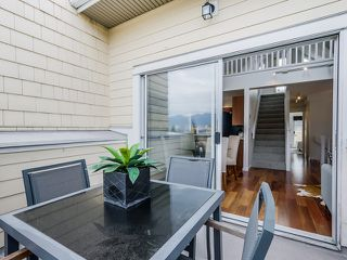 Photo 11: 2160 W 3RD AVENUE in Vancouver: Kitsilano Townhouse for sale (Vancouver West)  : MLS®# R2013024