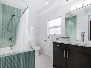 Photo 15: 2160 W 3RD AVENUE in Vancouver: Kitsilano Townhouse for sale (Vancouver West)  : MLS®# R2013024