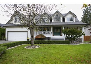 Photo 1: 20923 YEOMANS CRESCENT in Langley: Walnut Grove House for sale : MLS®# R2010155