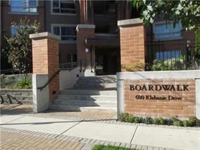 Photo 14: 208 600 KLAHANIE DRIVE in Port Moody: Port Moody Centre Condo for sale : MLS®# R2047071