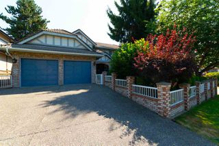 Photo 1: 7898 WOODHURST DRIVE in Burnaby: Forest Hills BN House for sale (Burnaby North)  : MLS®# R2296950