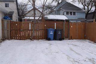 Photo 20: 167 Thomas Berry Street in Winnipeg: St Boniface Residential for sale (2A)  : MLS®# 1932220