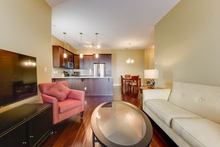 Photo 1: 454 6079 MAYNARD Way in Edmonton: Zone 14 Condo for sale : MLS®# E4182550