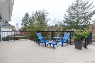 Photo 36: 1186 Foxridge Crt in VICTORIA: SE Sunnymead Single Family Detached for sale (Saanich East)  : MLS®# 835564