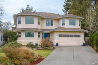 Photo 1: 1186 Foxridge Crt in VICTORIA: SE Sunnymead House for sale (Saanich East)  : MLS®# 835564