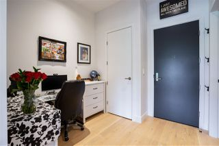 """Photo 3: 217 220 SALTER Street in New Westminster: Queensborough Condo for sale in """"GLASSHOUSE LOFTS"""" : MLS®# R2466220"""
