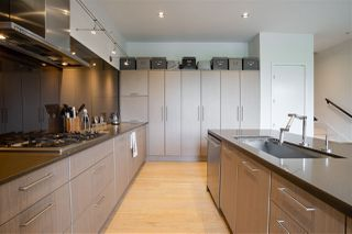 """Photo 6: 217 220 SALTER Street in New Westminster: Queensborough Condo for sale in """"GLASSHOUSE LOFTS"""" : MLS®# R2466220"""