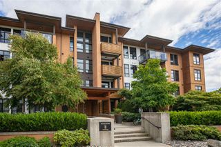 """Photo 2: 217 220 SALTER Street in New Westminster: Queensborough Condo for sale in """"GLASSHOUSE LOFTS"""" : MLS®# R2466220"""