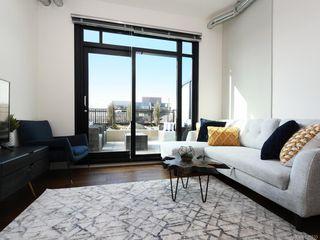 Photo 1: 326 1029 View St in Victoria: Vi Downtown Condo Apartment for sale : MLS®# 836533