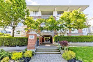 "Photo 2: 307 1858 W 5TH Avenue in Vancouver: Kitsilano Condo for sale in ""GREENWICH"" (Vancouver West)  : MLS®# R2488526"