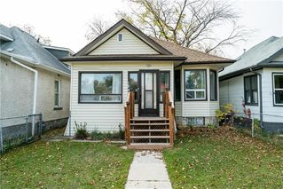Photo 1: 184 ROSEBERRY Street in Winnipeg: Bruce Park Residential for sale (5E)  : MLS®# 202021794