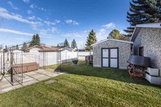 Photo 38: 50 Bella Coola Dr.: Leduc House for sale : MLS®# E4219412