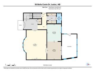 Photo 47: 50 Bella Coola Dr.: Leduc House for sale : MLS®# E4219412