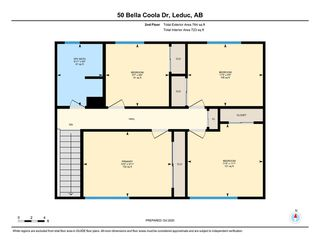 Photo 48: 50 Bella Coola Dr.: Leduc House for sale : MLS®# E4219412