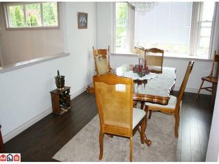 """Photo 6: 4208 GOODCHILD Street in Abbotsford: Abbotsford East House for sale in """"Sandyhill"""" : MLS®# F1213064"""