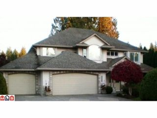 "Photo 1: 4208 GOODCHILD Street in Abbotsford: Abbotsford East House for sale in ""Sandyhill"" : MLS®# F1213064"