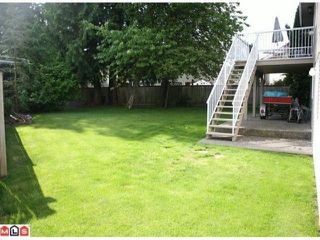 "Photo 2: 4208 GOODCHILD Street in Abbotsford: Abbotsford East House for sale in ""Sandyhill"" : MLS®# F1213064"