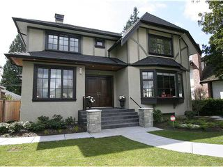 Photo 1: 2488 W 34TH Avenue in Vancouver: Quilchena House for sale (Vancouver West)  : MLS®# V957177