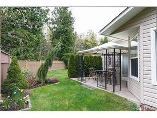 Photo 19: 97 7570 Tetayut Rd in SAANICHTON: CS Hawthorne Manufactured Home for sale (Central Saanich)  : MLS®# 636903