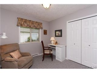 Photo 14: 97 7570 Tetayut Rd in SAANICHTON: CS Hawthorne Manufactured Home for sale (Central Saanich)  : MLS®# 636903