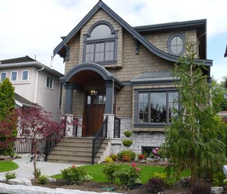 Photo 2: 3635 W 30TH AV in Vancouver: Dunbar House for sale (Vancouver West)  : MLS®# V1005493