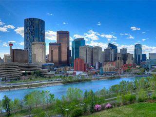 Photo 1: 503 300 MEREDITH Road NE in CALGARY: Crescent Heights Condo for sale (Calgary)  : MLS®# C3568596