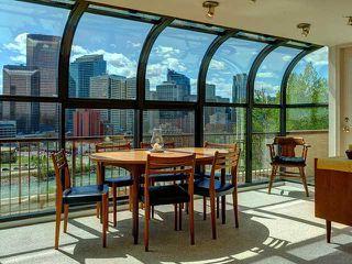 Photo 7: 503 300 MEREDITH Road NE in CALGARY: Crescent Heights Condo for sale (Calgary)  : MLS®# C3568596