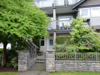 Photo 1: # 102 4438 ALBERT ST in Burnaby: Vancouver Heights Condo for sale (Burnaby North)  : MLS®# V1068524