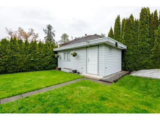 Photo 20: 12486 204TH ST in Maple Ridge: Northwest Maple Ridge House for sale : MLS®# V1117231