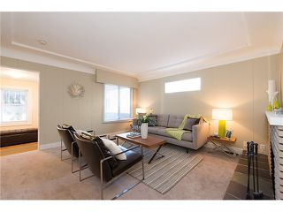 Photo 3: 434 W 19TH AV in Vancouver: Cambie House for sale (Vancouver West)  : MLS®# V1049509
