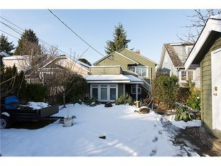 Photo 19: 434 W 19TH AV in Vancouver: Cambie House for sale (Vancouver West)  : MLS®# V1049509
